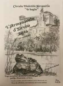 Armanaculu 2016-2
