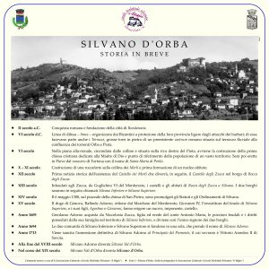 Storia di Silvano